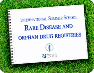 "INTERNATIONAL SUMMER SCHOOL ""Rare diseases and orphan drug registries"""